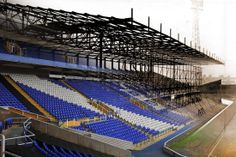 Birmingham City then and now: Old images of St Andrew's blended with images of the stadium today - Birmingham Mail Birmingham City Fc, Bristol Rovers, Sports Stadium, Football Pictures, Old Images, Football Stadiums, St Andrews, Peaky Blinders, Colorado