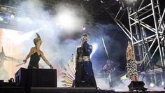 Empire of the Sun @ TBD Fest #TBDFest #WeAreTBD #EmpireoftheSun