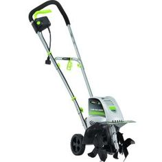 $149 Earthwise, 11 in. 8.5 Amp Electric Tiller and Cultivator, TC70001 at The Home Depot - Mobile