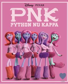 PNK - Monsters University