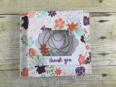 Alternative Papercrafting Projects with the February Paper Pumpkin Kit