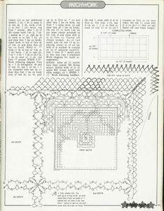 Edivana Croche: Tablecloth