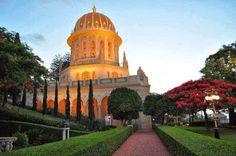 Bahá'í World Centre, Israel