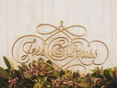 crazy good jessica hische wedding details