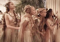 A still from the film 'Russian Ark' (2002).