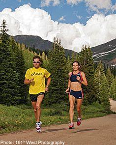 runner's world altitude tips for short stays