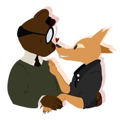 i played nd completed night in the woods yesterday nd i rly rly loved angus and gregg lol so take this