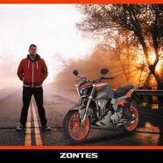 Gücünü atletik ve estetik tasarımından alan #Zontes S250 ile hayal gücüne sınır koyma! www.zontes.com.tr