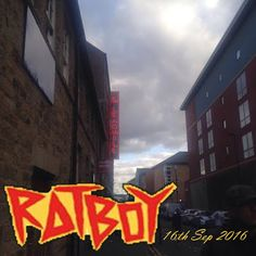 A little bit of Abbey: RATBOY @ THE LEADMILL