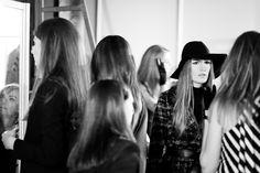 İzmir Fashion Week 2015  Spazio Backstage #izmirfashionweek #spaziobackstage
