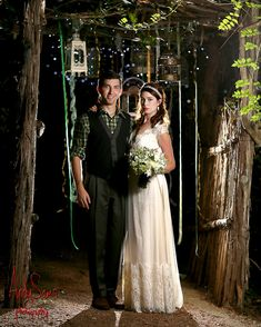 What does it take to pull off a Peter Pan themed wedding?   This Peter Pan Wedding Will Make You Feel Like A Kid Again