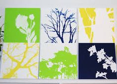 Image result for screen print art nature