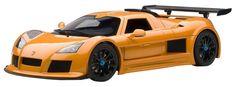 F/S AUTOart GUMPERT APOLLO S Metallic Orange 71302 1/18 Scale Model Car #AUTOart #GUMPERT