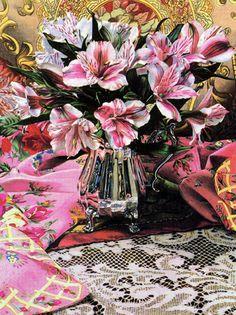 Barbara Edidin - Never Say Never Colored Pencil