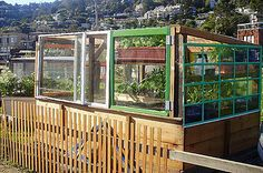 7 Small Greenhouse Ideas