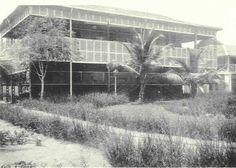 Hôpital de Grand Bassam en Côte D'Ivoire en Afrique de L'Ouest