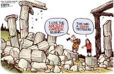 Ancient Greece and the Modern Greek Debt Crisis - The Pappas Post
