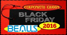 Check out this Black Friday ad from #BeallsFlorida and plan your attack with CouponistaQueen.com #BlackFridayAdScan #BlackFridayDeals #BlackFriday