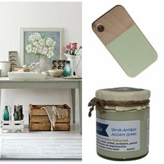 Colores Mary Paint - MaryPaint- ancient green