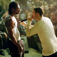 Image uploaded by Iulia Elena. Find images and videos about rap, eminem and 8 mile on We Heart It - the app to get lost in what you love. Miles Movie, Supernatural, The Eminem Show, Eminem Quotes, Eminem Slim Shady, Freestyle Rap, Kim Basinger, Rap God, Best Rapper