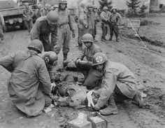 Medics of the 10th Armored Division - Google Search
