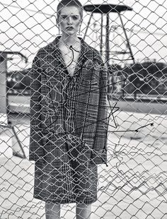 Ruth Bell by Lachlan Bailey for Dazed Magazine Fall 2015 6