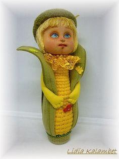Куколка Кукурузка от Лидии Каламбет. Обсуждение на LiveInternet - Российский Сервис Онлайн-Дневников