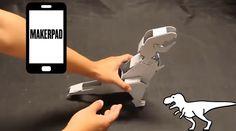 New Makerpad platform enables beginners to design 3D prints via #smartphone [VIDEO] — #3DPrinting