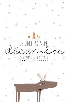December postcard to print – Freebie and Printable - NOEL Diy Agenda, Agenda Planner, Weekly Log, December Daily, Noel Christmas, Christmas Illustration, Planner Organization, Time To Celebrate, Mood Instagram