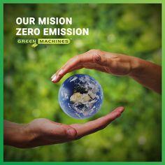 Zero emission machine City Clean, Safe Storage, Worlds Of Fun, Save Energy, Zero, Green
