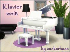 Akisima Sims Blog: Piano • Sims 4 Downloads
