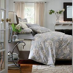 Legends® 6oz. Luxury Sateen Chloe Flannel Comforter Cover / Duvet Cover and Sham| The Company Store