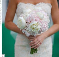 Peony Bouquets :  wedding Peonies by YvetteLansell