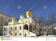Cathedral of the Annunciation is a Russian Orthodox church dedicated to the Annunciation of the Theotokos.