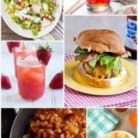 4th of july weekend menu