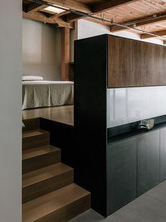Modern loft by LINEOFFICE   Plastolux