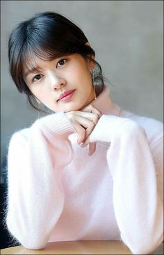 jung so min 2018 Young Actresses, Korean Actresses, Asian Actors, Korean Actors, Actors & Actresses, Jung So Min, Korean Beauty, Asian Beauty, Korean Celebrities