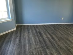 New Pergo Heather oak floors. Love it!!