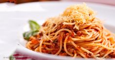Ten mouth-watering Italian pasta recipes