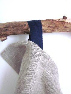 Rustic Kitchen Inspiration- Wood and Linen - ein Designerstück von 13-simple-things bei DaWanda