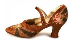 François Pinet shoes ca. 1922-1923