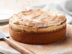 Instant Pot Pumpkin Cheesecake - On Poinsettia Drive Food Network Recipes, Food Processor Recipes, Cooking Recipes, Pumpkin Cheesecake Recipes, Food Network Canada, Ginger Snap Cookies, Cinnamon Cream Cheeses, Pumpkin Puree