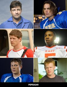 Friday night lights cast hookups