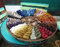 Blog post: how to wash naturally dyed silk fabric via @Marilyn Murphy