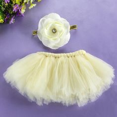 How to Make Tulle Skirt at Home? Baby Tutu Dresses, Baby Girl Skirts, Baby Girl Tops, Cute Baby Girl Outfits, Newborn Girl Outfits, Toddler Girl Outfits, Baby Girl Newborn, Baby Girls, Baby Dress