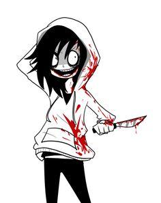 Jeff the killer! <3