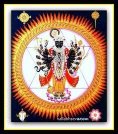 Sudharshan Kavach, Shrinathji, Vallabhacharya, Yamunaji, Pushtimarg, Shriji