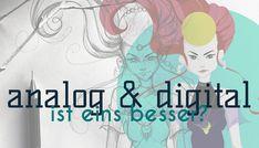#analoges #zeichnen #digital #zeichnen #Illustrator #Vektorart #Vektorgrafik