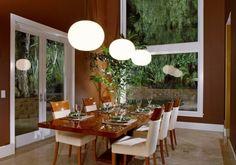 Déco Salle A Manger Avec Meubles Anciens IP Teak Furniture - Salle a manger en bois moderne