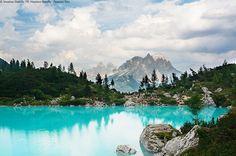 #Daydream: Lago di Sorapis, Belluno, Italy